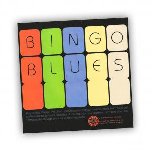 Front cover of 'Bingo Blues' publication by Aleksandra Mir