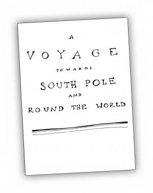 Front cover of 'A Voyage Towards South Pole and Round The World' publication by Aleksandra Mir