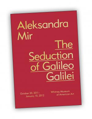 The+Seduction+of+Galileo+Galilei+Exhibition+Brochure