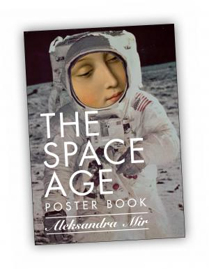 Front cover of 'The Space Age' publication by Aleksandra Mir