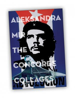 Front cover of 'The Concorde Collages' publication by Aleksandra Mir